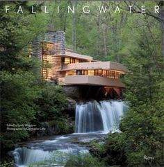 Fallingwater, designed by architect Frank Lloyd Wright in 1935, in the Laurel Highlands of the Allegheny Mountains