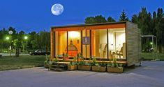 SMO  - energetski autonomna sklopiva kuća, ne treba građevinsku dozvolu niti priključke na instalacije