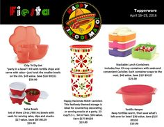 Please stop by my website to place your orders. my.tupperware.com/sherylfreeman. Thanks!