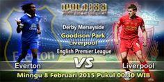 Agen Bola   Everton vs Liverpool