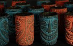 Tiki Kon 2012 Limted Edition Mug by Munktiki of Portland, OR | 60.00 (very few left)