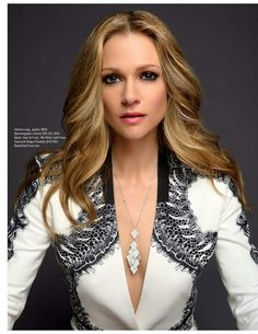 aj cook- inspiration for Lyndsay Hyanis