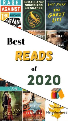 Book recommendations from a list of favorite reads during 2020. Historical fiction dominates this list but fantasy and mystery have their corners as well. #whattoreadnext #bookblog #bookreviews #amreading