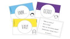 USKONTOTUNTIUNELMIA: Tunnetaidot dialogin välineenä Place Cards, Place Card Holders