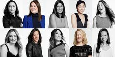 Meet ELLE's 2015 Women in Tech! All your new role models in one place.