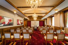 Tagungen, Meetings und Konferenzen Modern, Graz
