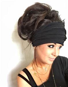 Summer Headscarf for easy hair styling #pebbyforevee pebbyforevee.com $16+ free shipping