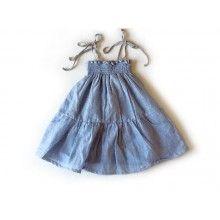 BÚHO BCN // Vestido Niña IRIS