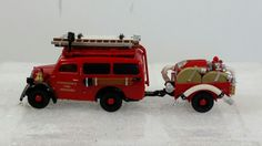 Matchbox models of yesteryear 19 50 Ford with pump trailer fire truck | Toys & Hobbies, Diecast & Toy Vehicles, Cars, Trucks & Vans | eBay!