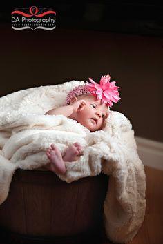 New Born Baby Portrait