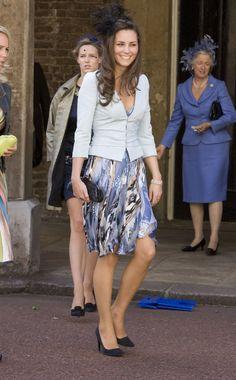 Lady Rose Windsor and George Gilman Wedding, July 2008