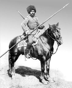 Russian Cossack