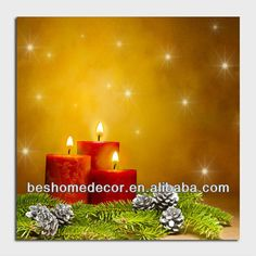 home goods wall art with LED light, Candle decoration picture,Christmas lighted canvas wall art, View lighted canvas wall art, BES Product Details from Fuzhou Bes Home Decor Co., Ltd. on Alibaba.com Lighted Canvas, Canvas Lights, Christmas Lights, Christmas Decorations, Decorating With Pictures, Cool Walls, Pillar Candles, Canvas Wall Art, Home Goods