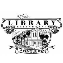 The Library Restaurant at Vendue Inn - Charleston Restaurant Week 3 for $30 Menu!