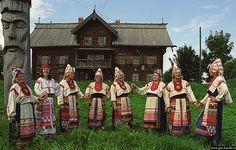 2008. Vepsian ethnographic museum