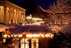 Baden-Badener Christkindelsmarkt / Baden-Baden Christmas Market