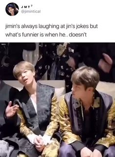 Bts Funny Videos, Bts Memes Hilarious, Funny Tweets, Foto Bts, Bts Photo, Bts Jin, Bts Bangtan Boy, Kpop, Bts Playlist