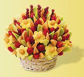 Edible fruit bouquet