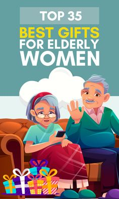 Buying gifts for elderly women is not always easy. What do you buy someone who has spent a lifetime accumulating stuff? No need to dispair, The Gift Hacker is here to help! In the below list we gathered the 36 very best gifts for elderly women in 2020. Whether you are looking for something useful or comical, we got you covered! #giftsforelderlywomen #giftsforolderwomen #grandmothergifts #giftsforwomen Mother Christmas Gifts, Mother Birthday Gifts, Teacher Christmas Gifts, Best Birthday Gifts, Christmas Gift Guide, Christmas Ideas, Gifts For Old People, Gifts For Elderly Women, Unique Gifts For Him