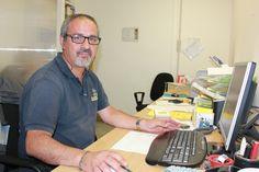 Massimo Ingletti - responsabile magazzino 0833.1827108  Staff reparto post vendita