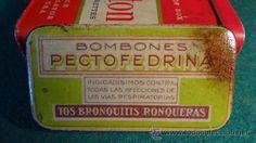 PECTOFREDRINA - FORTEA - VALENCIA - FARMACIA - LATA LLENA ---------- estalcon@gmail.com