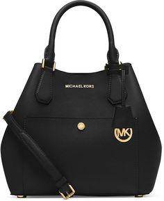 MICHAEL Michael Kors Greenwich Large Grab Bag | ≼❃≽ @kimludcom
