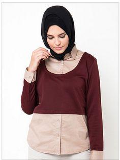 Contoh+Desain+Kemeja+Muslim+Wanita+Modern.png (285×379)