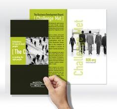 Brochure design (CI)