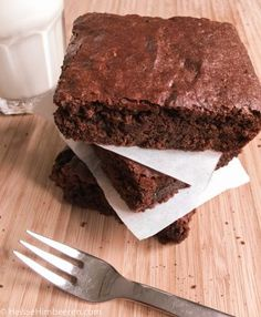 In other words, the ultimate chocolate brownies. Here is the recipe for the absolute favorite recipe. Best Donut Recipe, Donut Recipes, Brownie Cookies, Cake Cookies, Seafood Appetizers, Take The Cake, Chocolate Brownies, Soul Food, Food And Drink