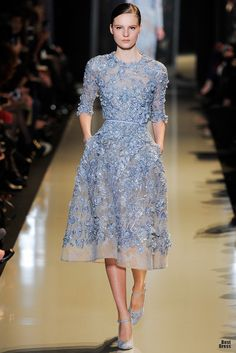 #Elie Saab Couture, glamour, Haute Couture, High Fashion
