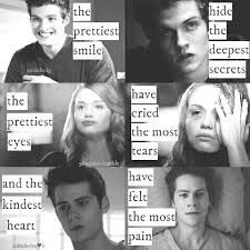 Image result for teen wolf quotes isaac