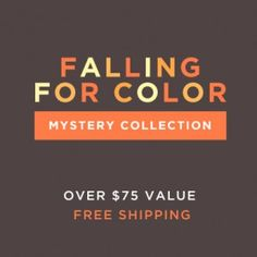 Total Beauty ~ Falling for Color Mystery Collection