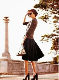 PARISIENNE easy elegant chic STYLE