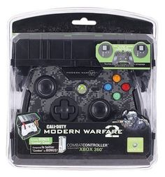 Call of Duty: Modern Warfare 2 Combat Controller for Xbox 360 « Game Searches haha I think he might love it