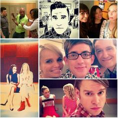 #Glee100thEpisode ❤️❤️ OMG can't wait