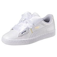 eed342c6327d5 Basket Heart Patent Women s Trainers Baskets