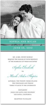 A Post-Wedding Celebration: Today's Diva Dish | Wedding Paper Divas