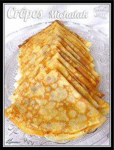 Pâte à crêpes de Michalak