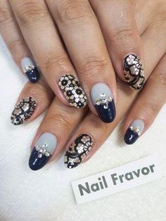 ★ #nail #unhas #unha #nails #unhasdecoradas #nailart #floral