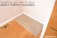 Carpet Tile #biggirlroom
