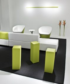 Davis - Perch! Fun playful accent seating and impromptu guest seating for open plan and collaborative spaces!