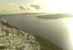 Santorini - Firostefani Settlement