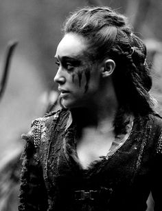 lexa, the 100, and alycia debnam carey image                              …
