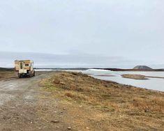 Inuvik Tuktoyaktuk Highway - Vehicles need high clearance and good tires to drive the Inuvik Tuk Highway. Alaska Travel, Alaska Trip, Cross Canada Road Trip, Yukon Alaska, Prudhoe Bay, Arctic Tundra, Canada North, Northwest Territories, Arctic Circle