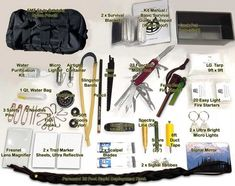 Camping Survival Kit: The Most Essential Items for Your Backpack Inventory