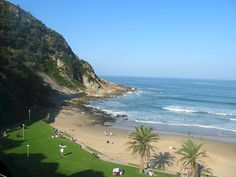 Victoria Bay, Eastern Cape, South Africa every summer for at least 20 years...