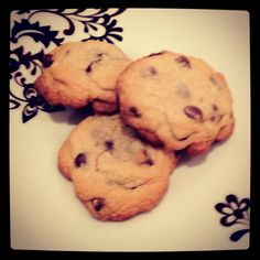 Not your Grandma's Chocolate Chip Cookies