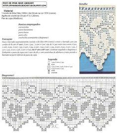 Barrado+Flores+Croche+Filet+10+GR.+PRose+Crochet.JPG 884×1.011 pixels