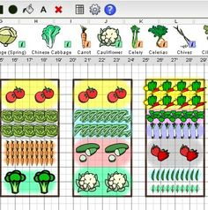 Free Square Foot Garden Planner Printable Perfect for your