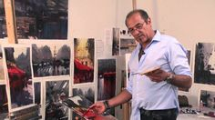 One of the world's most recognized and loved artists is Alvaro Castagnet, who has a simple and dynamic approach to watercolor painting.
